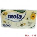Mola 3-ply toilet paper 8x150 sheet