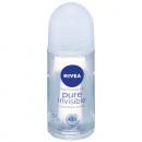 Nivea roll-on deodorant 50ml Pure Invisible