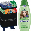 wholesale Haircare: Schauma shampoo SOPO, a 120 display