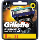 wholesale Shaving & Hair Removal: Gillette Fusion ProGlide of 8 blades