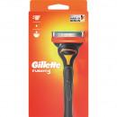Gillette Fusion razor apparatus
