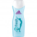 wholesale Drugstore & Beauty: Adidas Women 250ml Shower Fresh