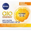 Nivea Visage Q10 Day Cream 50ml Energie