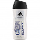 Adidas Shower Gel 250ml 3in1 Hydra Sports