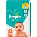 Pampers Baby Dry Diapers Size 3 Midi, '34