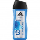 Adidas shower gel 250ml 3in1 Climacool