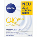 Nivea Visage Q10 + anti-wrinkle Day Cream 20ml