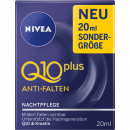 Nivea Visage Q10 + Anti-Wrinkle Night Cream 20ml