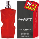 Perfume Black Onyx 100ml Body Language Red women
