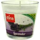 grossiste Lunettes: Elina nature  Duftglas 110gr Lavender 2farbig