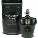 Parfum Heavens Body mannen, Tin