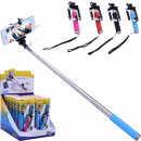 Selfi Stick telescopic 61cm Map