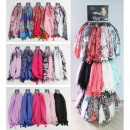 wholesale Fashion & Mode:Scarf 240 parts 5 models
