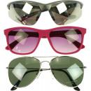 Napszemüveg  választék 48 különböző modellek!