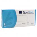 groothandel Reinigingsproducten:Wegwerphandschoenen  Vinyl 100 maat L