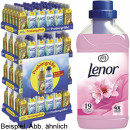 Lenor softener 570/540 ml 144pc Mixdisplay