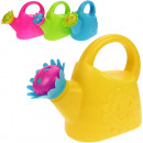 wholesale Garden & DIY store: Watering can  plastic 24x10x18cm 4 colors for child