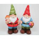Garden Gnome XL in wide version