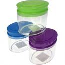 wholesale Kitchen Utensils: Cling /  Vorratsdose Oval Premium 500ml