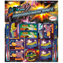 Year-round youth  fireworks fireworks 13 pieces
