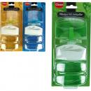 hurtownia Srodki & materialy czyszczace: WC Duftspüler  czysty płyn + 2 Wkłady