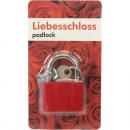 grossiste Articles Cadeaux: Amour Château en  rouge à partir de fer sur la cart