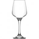 groothandel Glazen: Wijnglas 0,33 L duidelijk