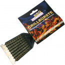 wholesale Garden & DIY store: Grill cleaning  brush with metal scraper