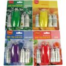 Luchtverfrisser Spray CLEAN 4 assorti