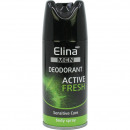 Deospray Elina  Sport voor mannen 150ml Fresh