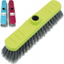 wholesale Cleaning: Broom bristle  inner 48x29,5 cm 6 cm without handle