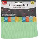 groothandel Reinigingsproducten: Microvezeldoek  CLEAN van 2 Keuken & Bad