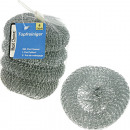 wholesale Cleaning: Scourer metal 4p in network