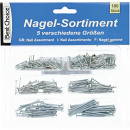wholesale Ironmongery: Tools Nails  Assortment 180 pieces