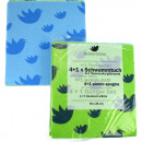 wholesale Fashion & Apparel: Sponge Cloth 4 + 1 Free with motive