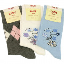 Ladies Socks 1 pair Cotton