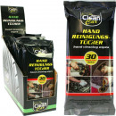 wholesale Cars & Quads: Car Wipes 30 hand cleaning