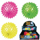 Luminous ball  7.5cm flashing 4 colors in the Displ
