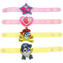 Jewelry Bracelet  KIDS with light button