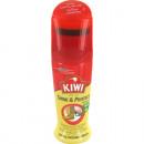 wholesale Shoe Accessories: Shoe polish 75ml  neutral KIWI with Dosierschwamm