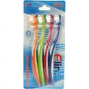 wholesale Dental Care: Toothbrush Elina 4p New Generation