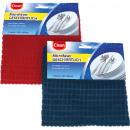 groothandel Reinigingsproducten: Keuken handdoek  microfiber, ruitpatroon