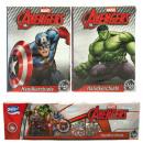Taschentücher Avengers 10x7 Stück 4-lagig