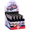 wholesale Lighters: Lighter gas  lighter VW Beetle / Bulli in Display