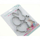 wholesale Casserole Dishes and Baking Molds: Cutters XL  approximately 8 or 10cm