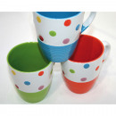 wholesale Cups & Mugs: Coffee mug in point Design
