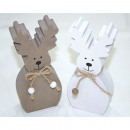 Moose XL  15x6,5x2,5cm  wooden, very ...