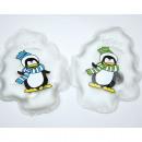 Handwärmer Pinguin verpackt in toller PVC