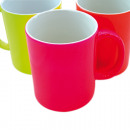 Tazza di caffè 325 ml / 11 OZ, design NEON,