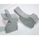 grossiste Figurines & Sclulptures: Bird and Rabbit in  look branché de ciment,